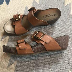 78c74ec47ac2 Naturalizer Shoes -  Naturalizer   Oxygen  Double Band Slide Sandal